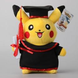Peluche Pikachu Diplomé