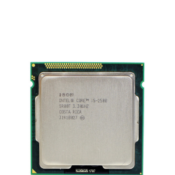 Processeur Intel Core i5 2500