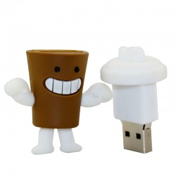 Cle USB Cafe