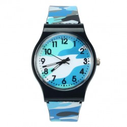 Montre camouflage