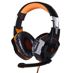 Casque gamer G2000 PC