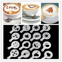 Pochoirs pour vos cafés,...