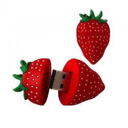 Clé USB Fraise