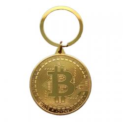 Porte clé Bitcoin